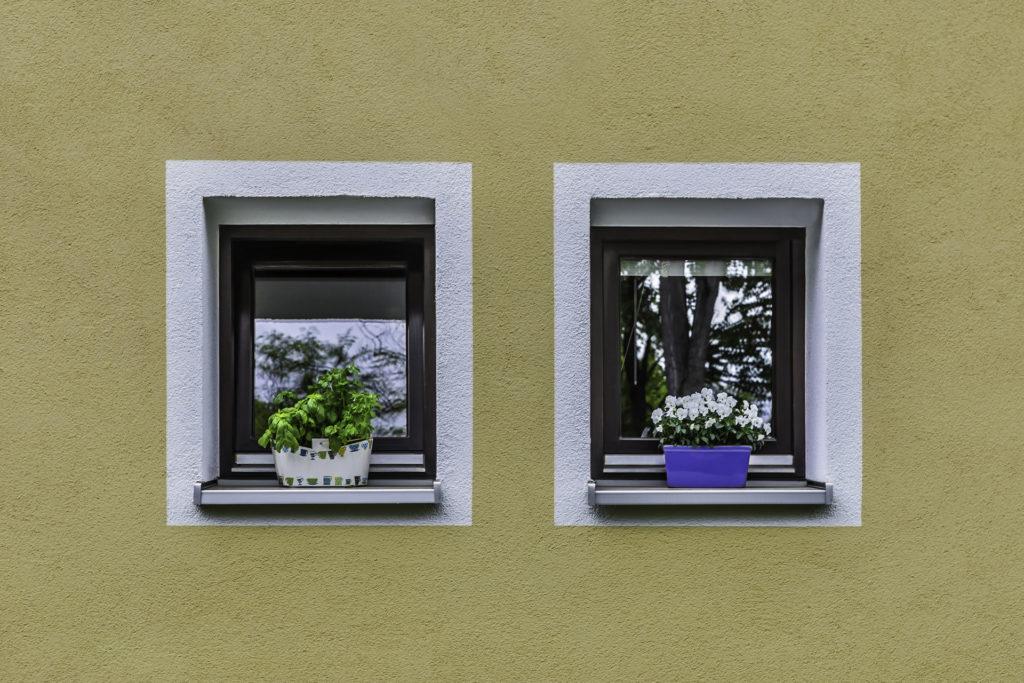 Fenster im Hof
