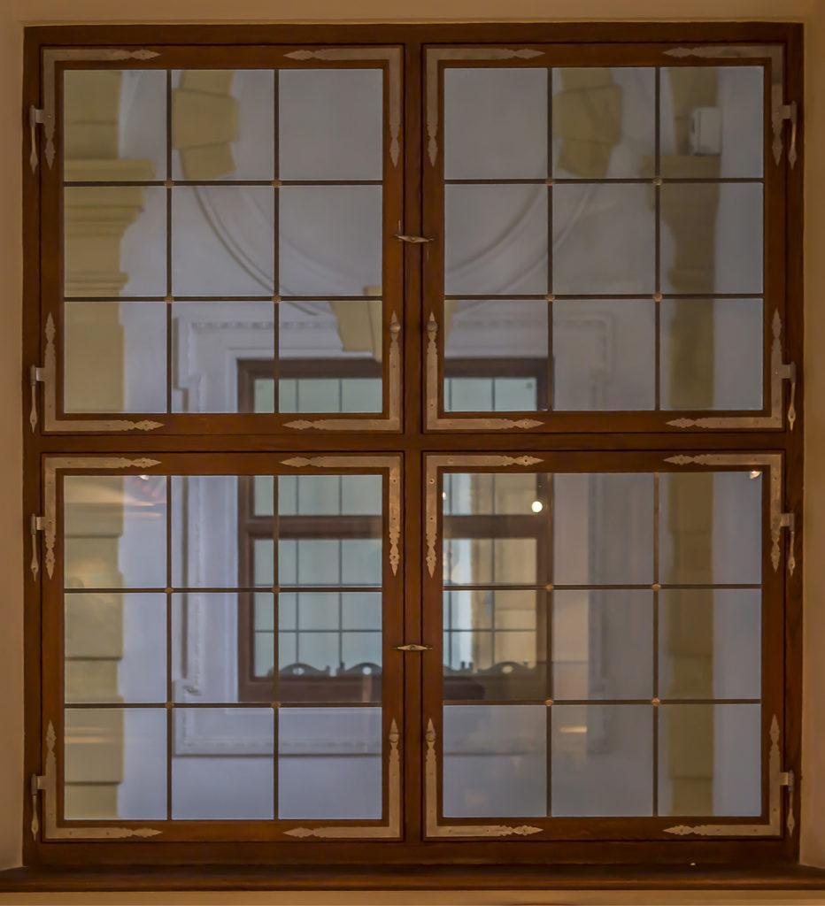 Fenster über Fenster