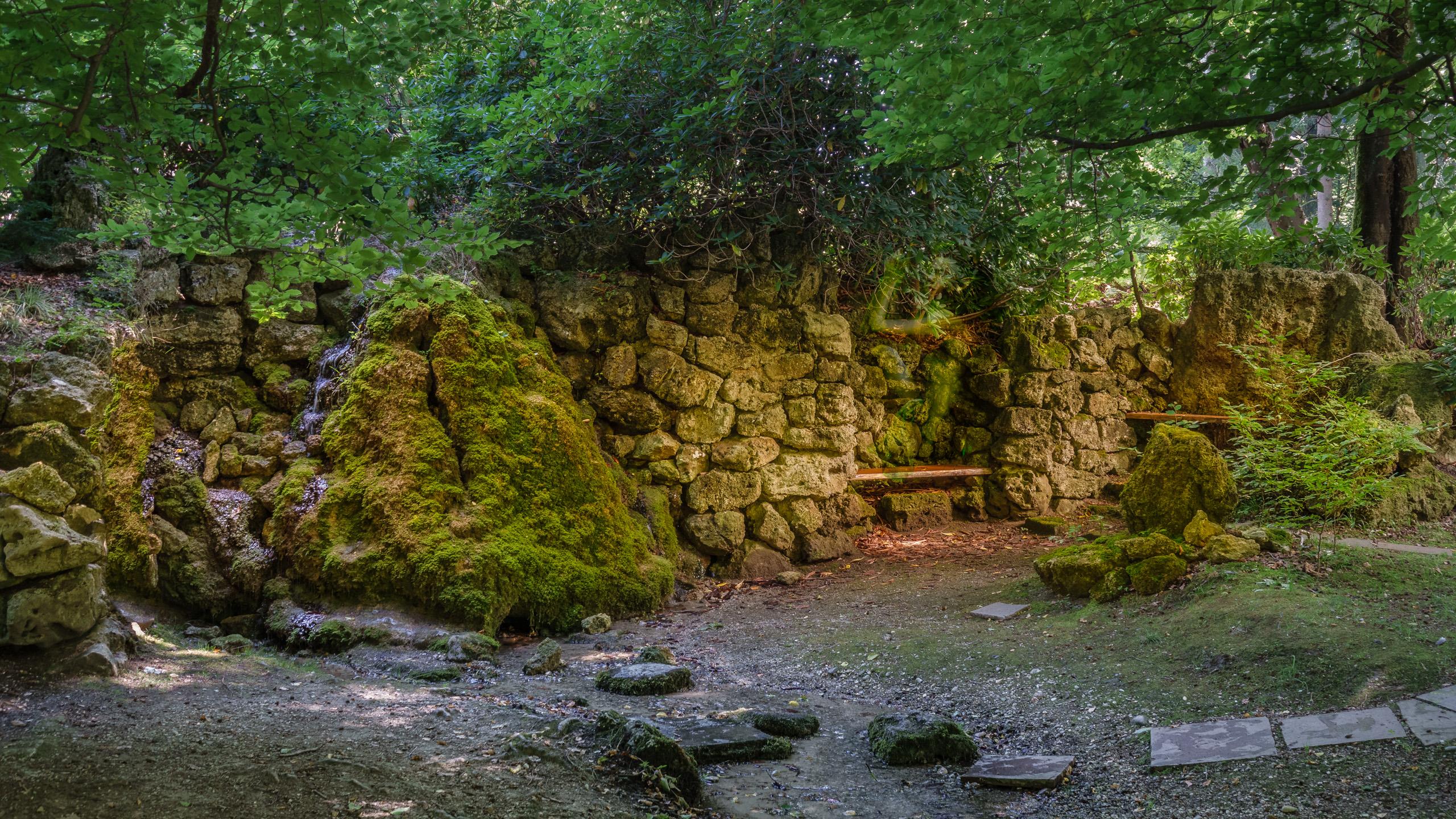 mystischer Ort