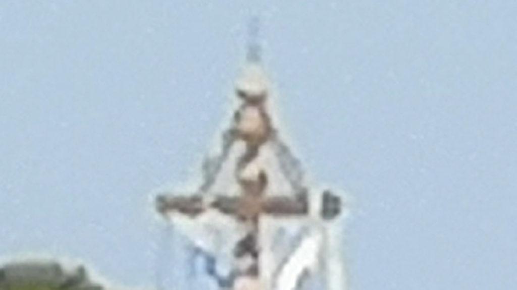 Maibaum in 550 m