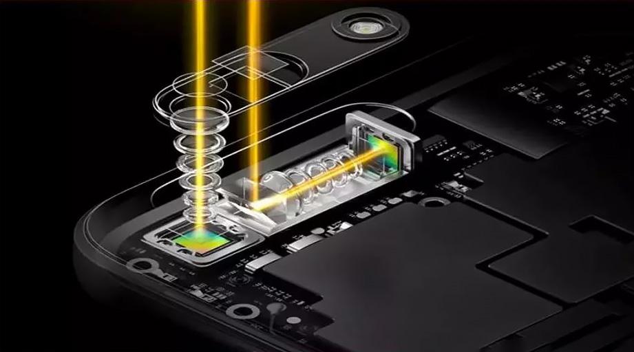 Persikop Technik im Huawei P30