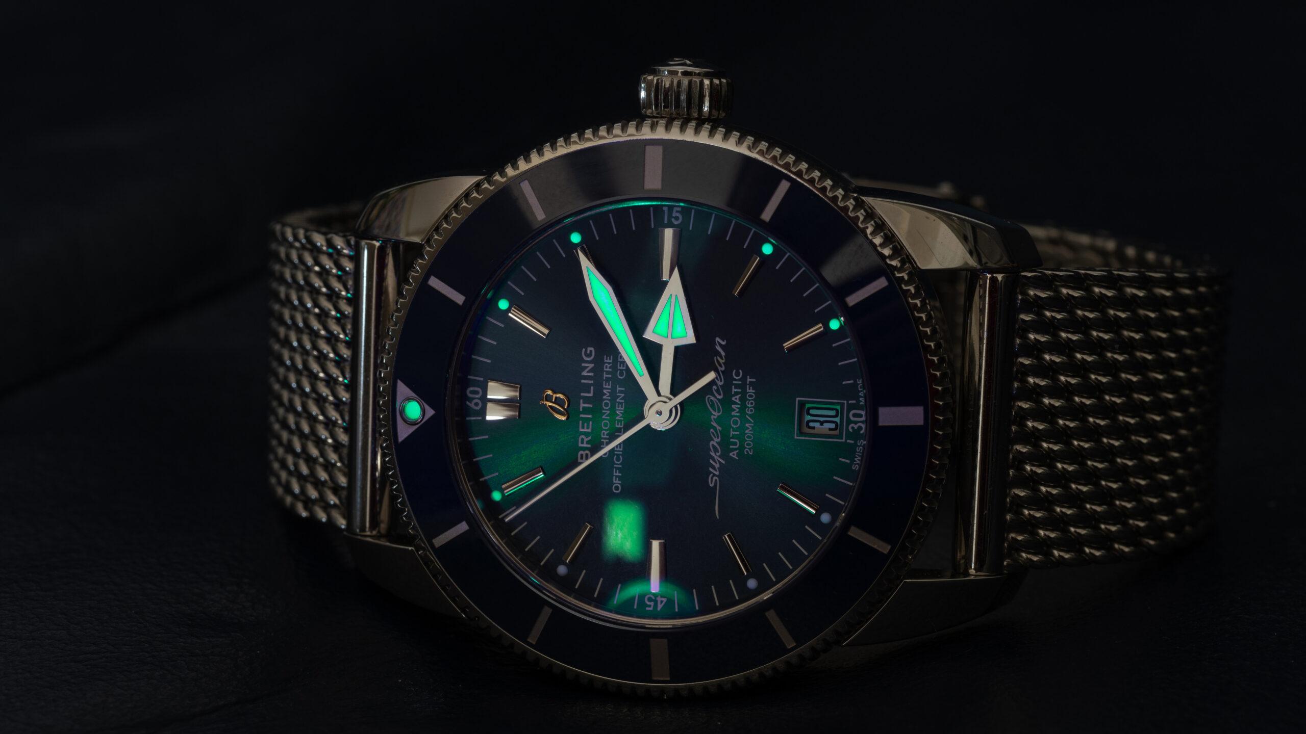 Die Uhr - Der Schmuck des Mannes