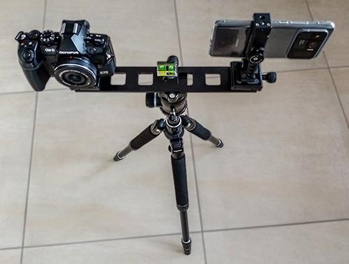 Handy Fotos vs Systemkamera